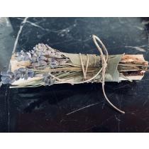 KÜLLUSE tõlvik: kadakas, loorber, lavendel, seeder